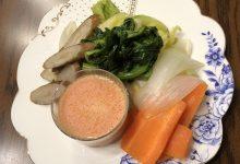 ~春野菜を食べよう~ 春野菜と明太豆乳ソース♪